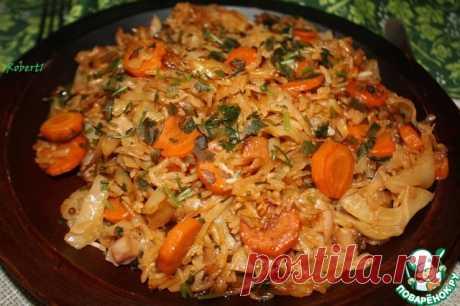 Лаханоризо – кулинарный рецепт