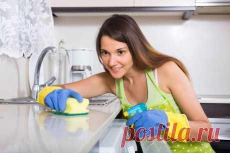 Толковые советы для уборки, которые помогут дому сиять чистотой