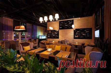 Самый вкусный дизайн – лепной декор в интерьере кафе и ресторанов