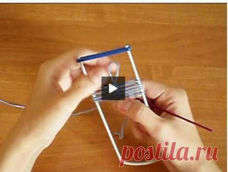 Вязание на вилке: обучающие видео + шикарные модельки с описанием, мастер-классами и видео!!!