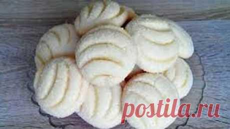 Самое быстрое и вкусное печенье!