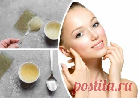 Желатиновый крем и аспириновый скраб заменят вам салон красоты