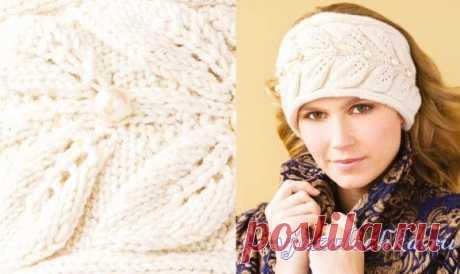 Вязаные женские шапки, береты по схемам вязания – Вязалочка.ру