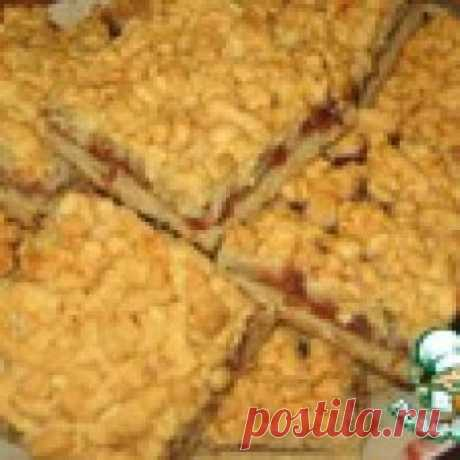 Тертый пирог Кулинарный рецепт