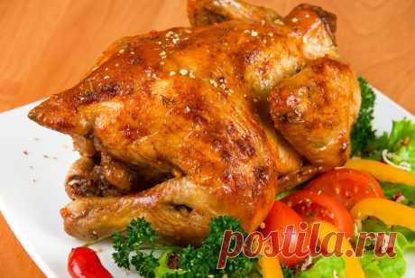 Ароматная курочка гриль в духовке | Еда от ШефМаркет | Яндекс Дзен