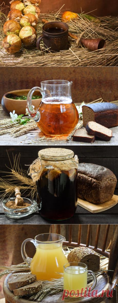 Как делать квас в домашних условиях? | Еда и кулинария