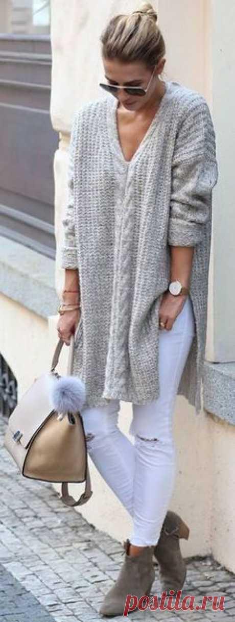 Вязаная мода 2018: 10 шикарных стильных идей, которые сделают ваш весенний образ умопомрачительным! Парочку взяла себе на вооружение)👍👍👍 – В РИТМІ ЖИТТЯ
