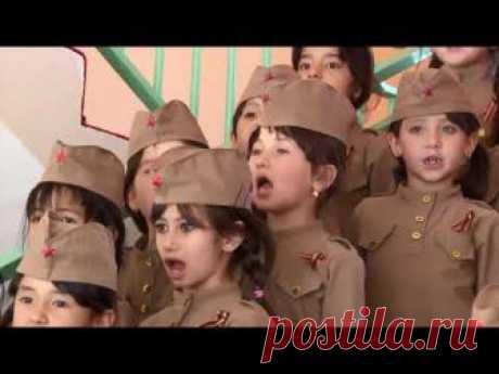 """Смуглянка. Таджикские дети из детского сада №6 """"Гулшан"""" взорвали интернет."""