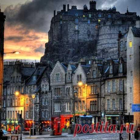 Fancy - Edinburgh Castle @ Scotland Scotland castles, Places, Edinburgh castle в Яндекс.Коллекциях