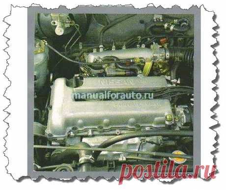 Nissan Двигатели SR18DE, SR18DE (Lean Burn), SR20DE руководство по ремонту