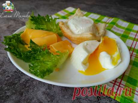 Научилась по-новому готовить яйца пашот: теперь могу сразу 20 штук приготовить за 5 минут | Кухня без границ Елены Танько | Яндекс Дзен