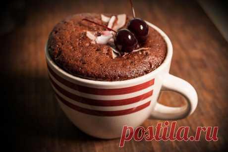 Кекс для сладкоежек за 5 минут | CookCool | Яндекс Дзен