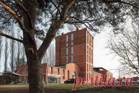 a2o architecten, Stijn Bollaert · CHOCOLADEFABRIEK · Divisare