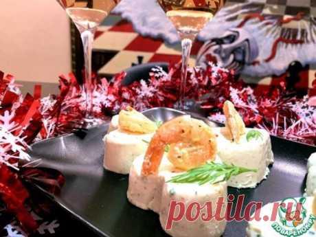 Огуречный мусс с креветками Очень нежный мусс с креветками, подаётся порционно, идеально для новогоднего стола. А самое важно, что приготовить такую закуску очень быстро и просто. Вкусных Вам праздников! Источник: https://www.povarenok.ru/recipes/show/161595