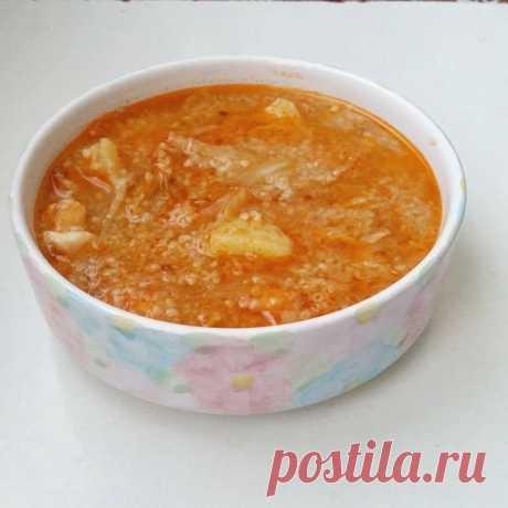 Рецепт зимнего постного супа от моей бабушки.   Арегназ   Яндекс Дзен