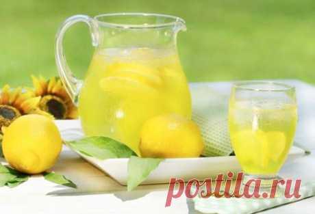 Начинайте свой день со стакана воды с лимоном — это важно!