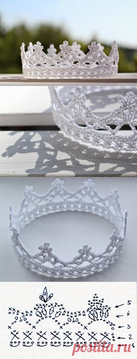 Crown hook + scheme