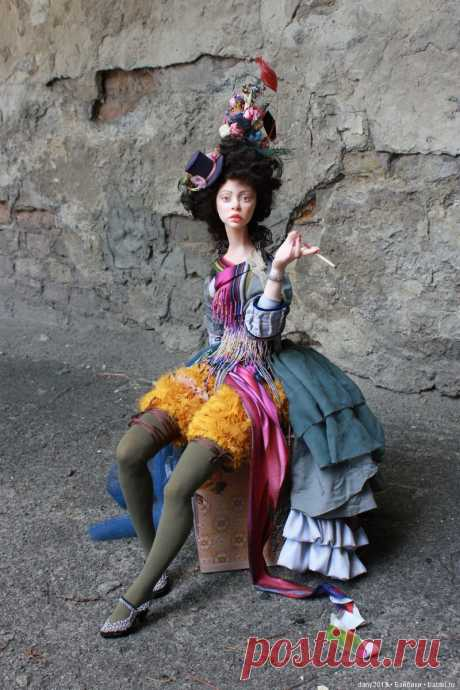 Мои авторские куклы. / Куклы / Бэйбики. Куклы фото. Одежда для кукол