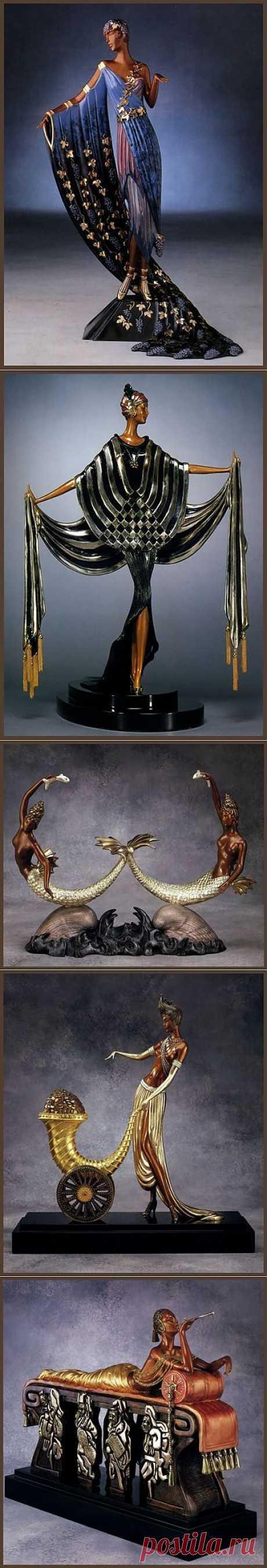(+1) - Скульптуры Эрте | Искусство