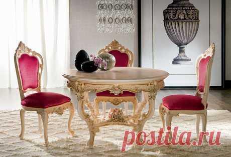 Обеденный стол Dafne Silik 904 — купить по цене фабрики у официального поставщика в Москве