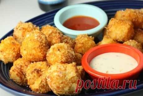 Как приготовить картофельные крокеты - рецепт, ингредиенты и фотографии