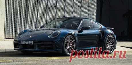 Porsche 911 Turbo и Porsche 911 Turbo Cabriolet 2021 характеристики