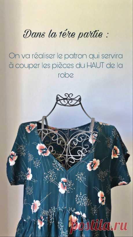 Tuto Robe : Les jolis détails de Margaux | EN COUTURE SIMONE !