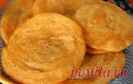 Катлама / Лепешки / TVCook: пошаговые рецепты с фото