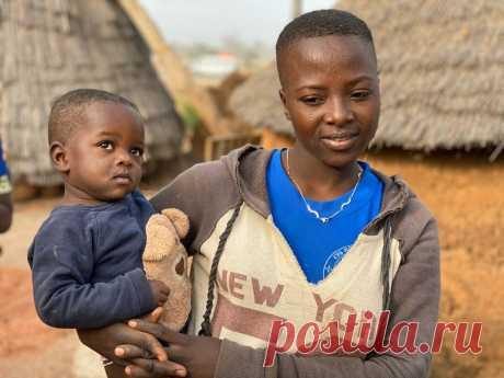 Шрамирование на лице в племени тамберма (Бенин. Часть 5) | Арина Шумакова | Яндекс Дзен