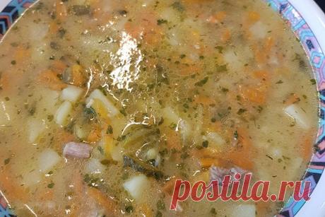 Почти рассольник, но с нюансами: польский огуречный суп. Даже зажарку делать не нужно | ЯЖЕПОВАР | Яндекс Дзен