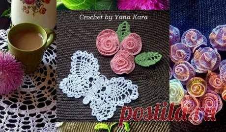 Frida's Flowers Blanket — Crochet by Yana
