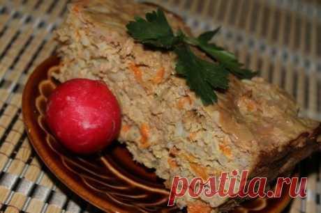 Como preparar el tostado de carne, como en el jardincito infantil. - la receta, los ingredientes y las fotografías