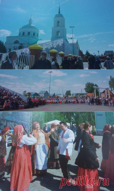 Как храм и 3 протяжные каравонные песни помогли селу «подняться» и завоевать популярность | Mun Ira | Яндекс Дзен