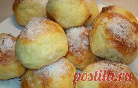 Эти творожные булочки на завтрак ты будешь печь с удовольствием даже для свекрови!