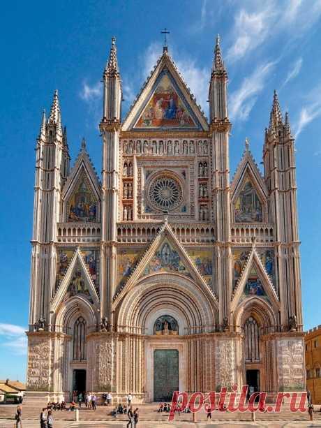 Сиенский собор, Италия — Путешествия