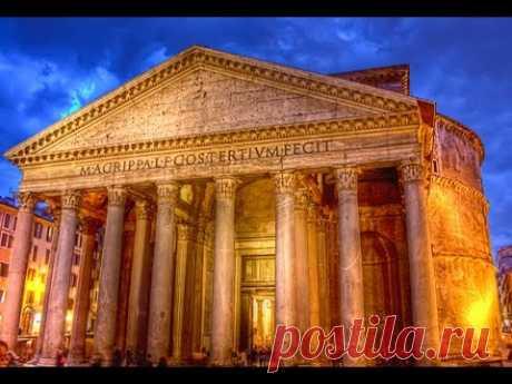 Италия. Рим. Пантеон Храм всех Богов - 2015.Italy. Rome. Pantheon temple of all the gods - 2015.