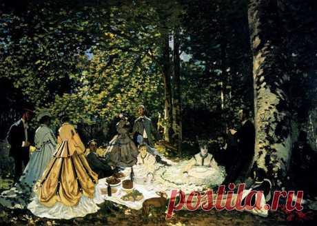 . Клод Моне родился в Париже в 1840 году. В 11 лет мальчик, имеющий склонности к рисованию, начал свое обучение в средней школе искусств. В 16 лет, по стечению обстоятельств, наставником юноши стал французский художник Эжен Буден (считающийся искусствоведами предвестником импрессионизма),  который дал Клоду первые навыки работы на пленэре и заложил своеобразное видение в живописи.       В 1862 году Моне поступил в университет на факультет искусств, но ушел оттуда, разочаровавшись в царивших там