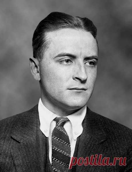 Фрэнсис Скотт Фицджеральд, 24 сентября, 1896  • 21 декабря 1940