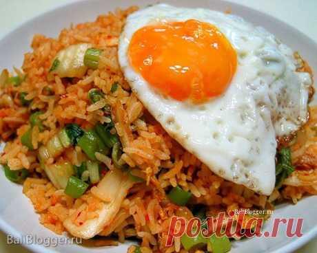 La cocina indonesia. Más que nasi goreng y mie goreng ;) | BaliBlogger.ru