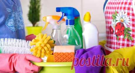 Лайфхаки для уборки: составляем список инвентаря для уборки квартиры — Replyua.net