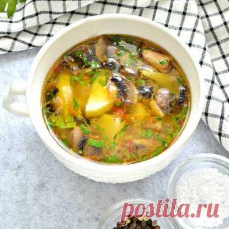 Рецепты первых блюд - вкуснейшие супы