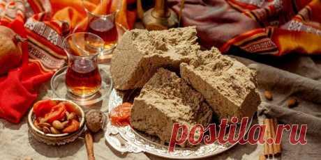 Халва рецепт в домашних условиях - Дом Десертов