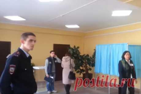 Вброс на выборах в Балашихе и реакция избирательной комиссии - Вектор — LiveJournal