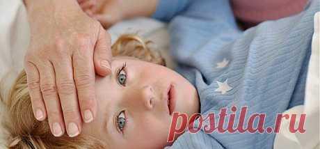 Температура у ребенка: сбивать или не сбивать? | Medic.ua