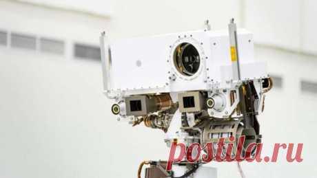 NASA установит на марсоход мощный лазер Новый марсоход космического агентства США получит в свой арсенал сверхмощный лазер. Он поможет специалистам НАСА точнее определить минеральный состав