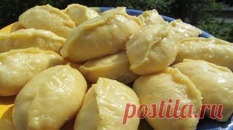 The cookery >Это airy dough for vareniki dements