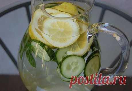 Вода сасси для похудения – что это такое, рецепт, отзывы, результаты