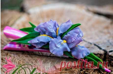 В этом уроке я представляю уникальные мастер-классы как сделать цветы из холодного фарфора для начинающих с пошаговыми фото. Из холодного фарфора можно мастерить цветы и поделки любой сложности
