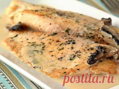 Лучшая рыба - совсем не колбаса!