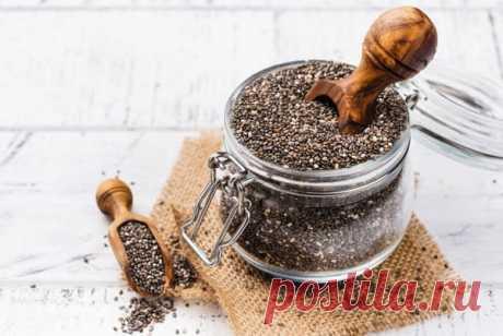 Семена чиа: польза и вред, как правильно употреблять